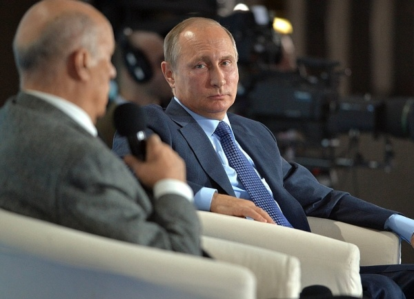 Валдайский форум, Владимир Путин|Фото:Пресс-служба Кремля