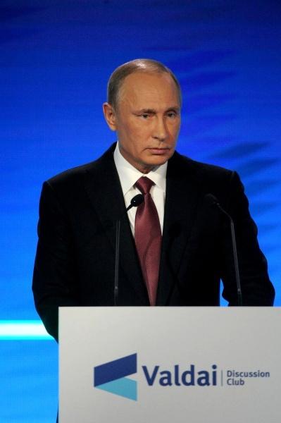Владимир Путин, Валдайский клуб|Фото: kremlin.ru