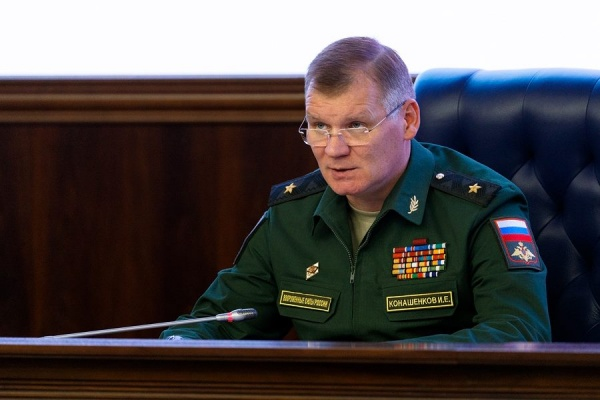 Игорь Конашенков|Фото: Минобороны РФ