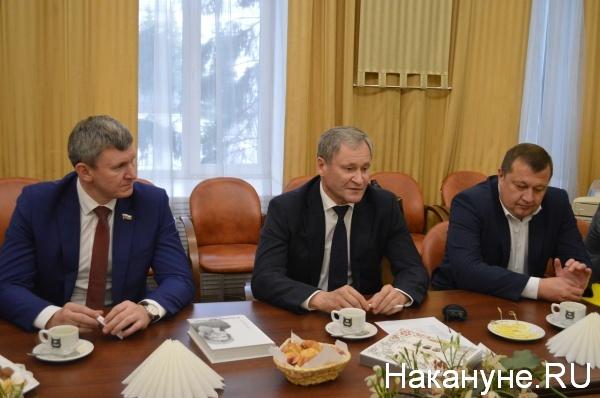 встреча, депутаты, Алексей Кокорин|Фото:Накануне.RU