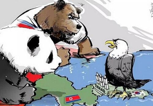 Китайские карикатуры|Фото: