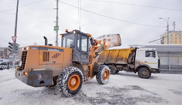 снег, уборка, Екатеринбург|Фото: мэрия Екатеринбурга