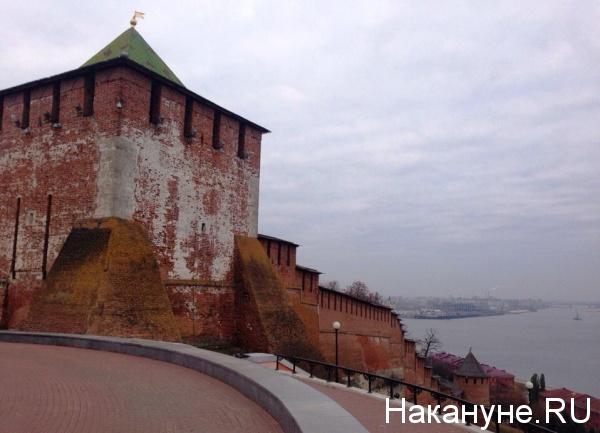 Нижний Новгород, Кремль, нижегородский кремль|Фото: накануне.ru