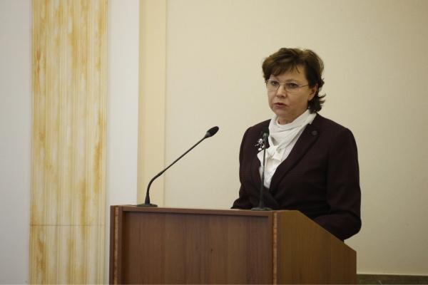 Галина Кулаченко|Фото: ДИП губернатора Свердловской области