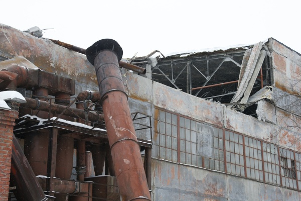 ЗиК, завод имени Калинина, крыша|Фото: Департамент информационной политики губернатора СО