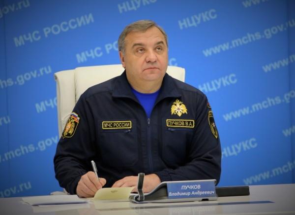 МЧС России, заседание, Владимир Пучков|Фото: МЧС России