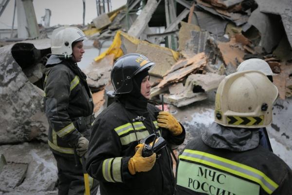 ЗиК, завод имени Калинина, крыша|Фото: МЧС России