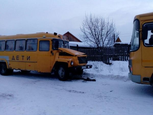 ДТП, авария, автобус, школьный автобус|Фото: СУ СКР по СО