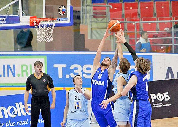 баскетбол, БК Урал, Суперлига, Сахалин|Фото: БК Урал