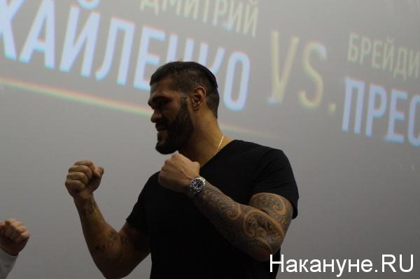 Антонио Бигфут Сильва боец ММА|Фото: Накануне.RU