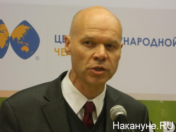 генконсул США в Екатеринбурге Маркус Микели|Фото: Накануне.RU
