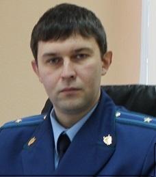 Прокурор Лабытнанги Юрий Шендрик|Фото: prokyanao.ru