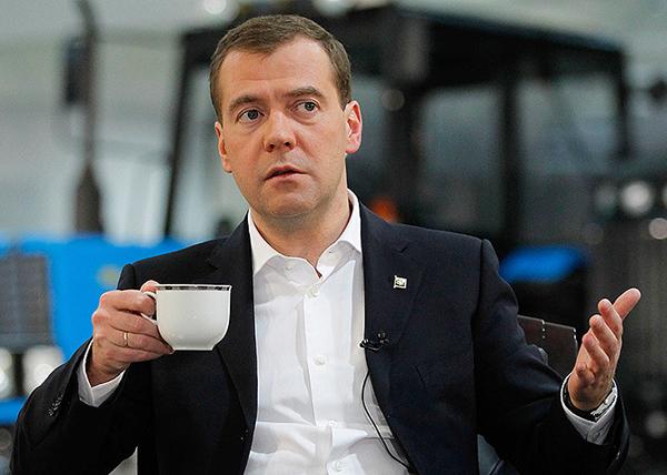 Дмитрий Медведев, кофе|Фото: ИТАР-ТАСС/ Дмитрий Астахов