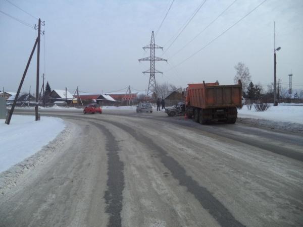 поселок Садовый ДТП Екатеринбург|Фото: ГИБДД Екатеринбурга