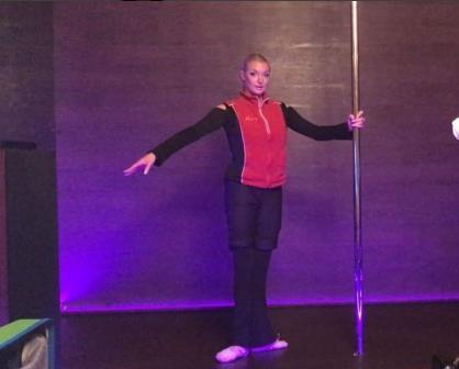 Анастасия Волочкова танцовщица|Фото: instagram.com/volochkova_art