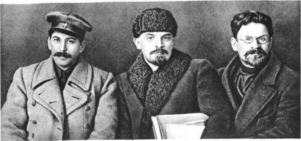 Сталин, Ленин, Калинин(2016) Фото: