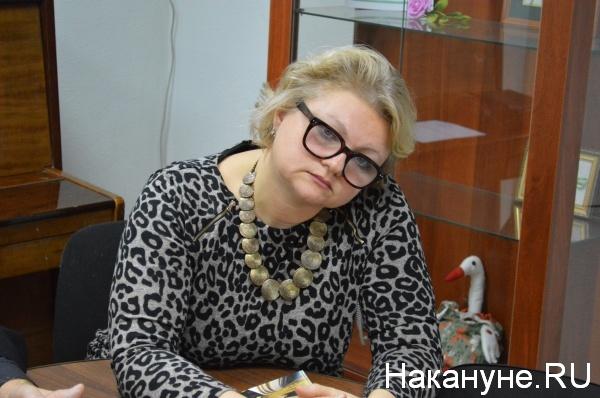 Елена Алфеева|Фото:Накануне.RU
