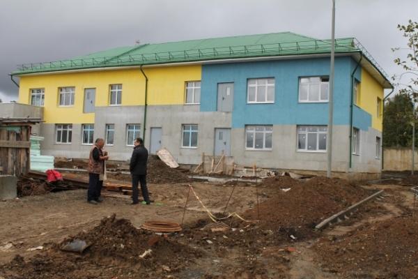 детский сад, детсад, строительство Фото: ОНФ