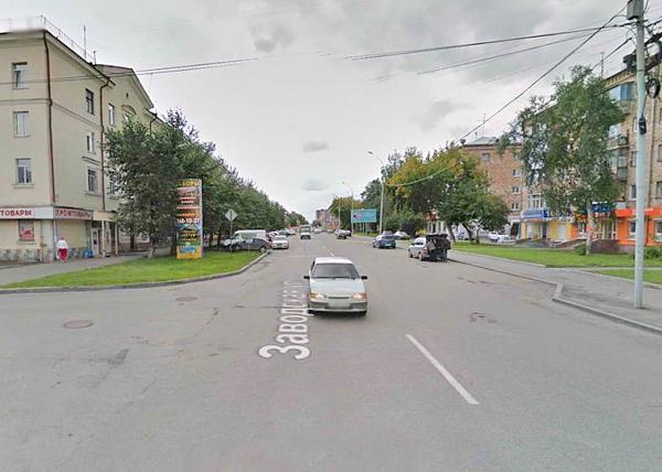 Екатеринбург, ул. Заводская Фото: мэрия Екатеринбурга