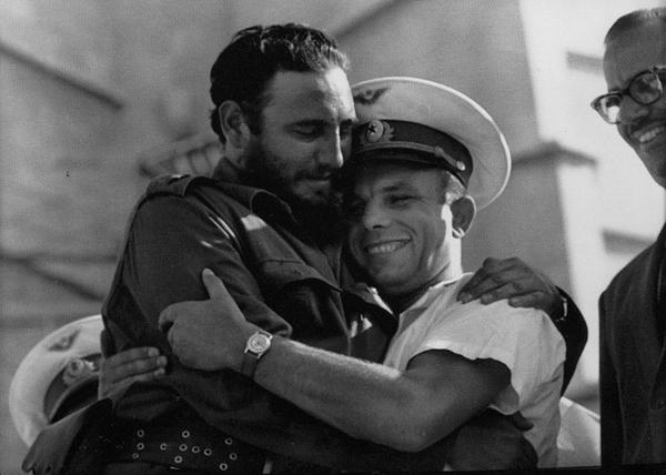Кастро, Гагарин|Фото: