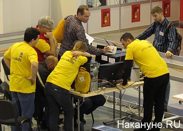 чемпионат worldskills(2016)|Фото: Накануне.ru