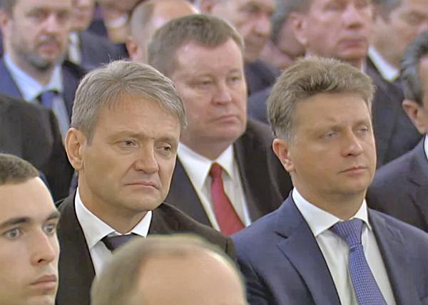 Владимир Путин, послание Федеральному собранию РФ, Ткачев Фото: RT