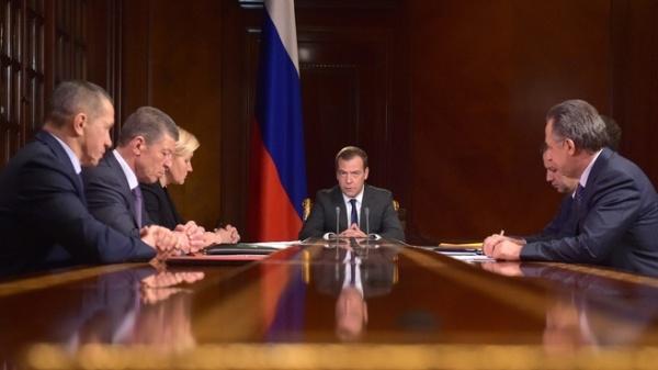 Дмитрий Медведев, совещание с вице-премьерами про аварию в ХМАО|Фото: government.ru
