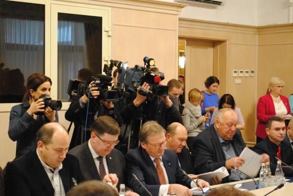 Алексей Лапушкин, Борис Титов|Фото: Партия дела