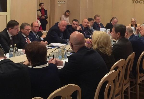 Алексей Лапушкин, Госдума, непарламентские партии|Фото: Партия дела