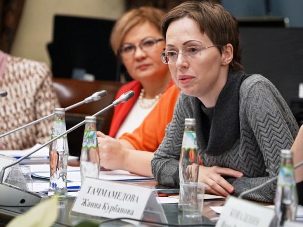 общественная палата рф, закон о шлепках, Тачмамедова|Фото: В.Беляев, РВС