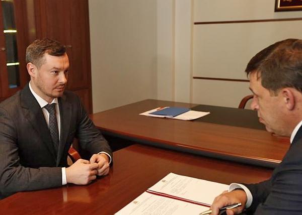 Дмитрий Нисковских, Евгений Куйвашев|Фото: midural.ru