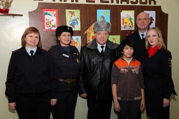 девочка из Киргизии полиция|Фото: ГУ МВД РФ по Свердловской области