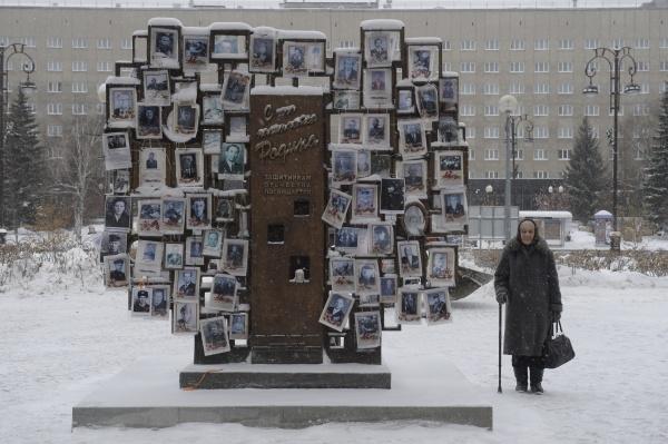 акция бессмертный батальон, тюмень, погибшие Фото:пресс-служба Транснефть-Сибирь