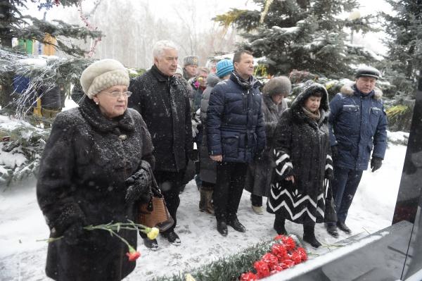 сметанюк, акция бессмертный батальон, тюмень Фото:пресс-служба Транснефть-Сибирь