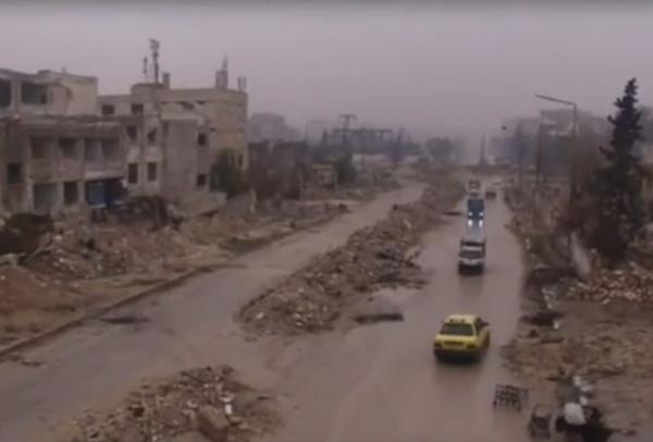 Алеппо, Сирия|Фото: Россия 24