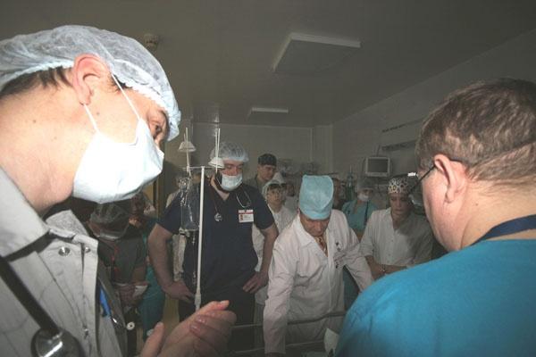 ДТП в Югре, врачи, Ханты-Мансийская ОКБ|Фото: okbhmao.ru
