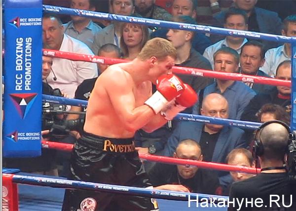 Поветкин, Дюопа, бокс Фото: Накануне.RU