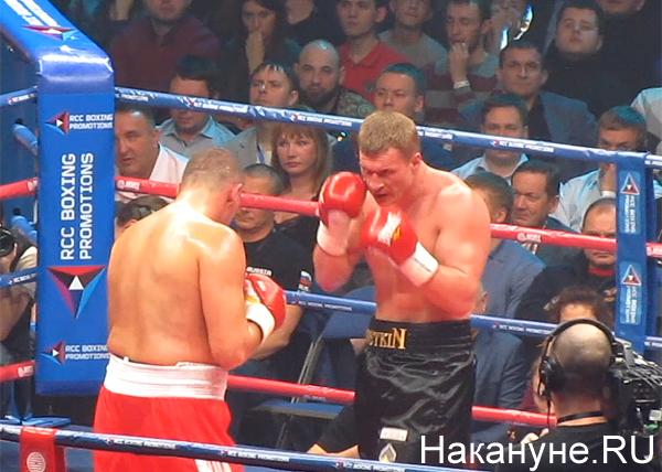 Поветкин, Дюопа, бокс|Фото: Накануне.RU
