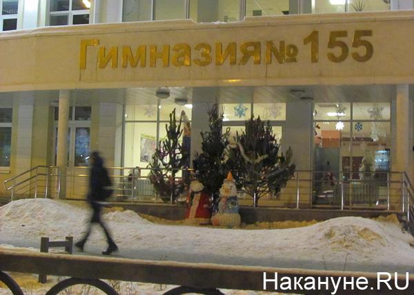 Екатеринбург, гимназия 155, новый год|Фото: Накануне.RU