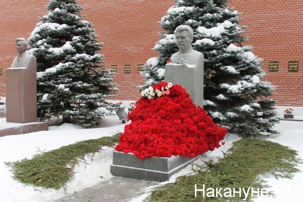 две гвоздики Сталину|Фото: Накануне.RU