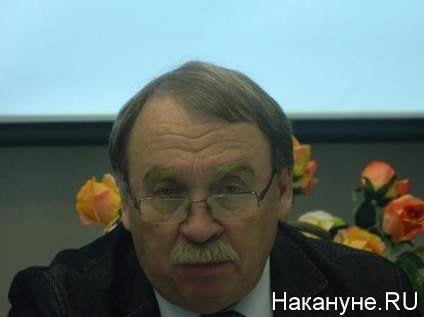 директор челябинского филиала РАНХиГС Сергей Зырянов|Фото: Накануне.RU