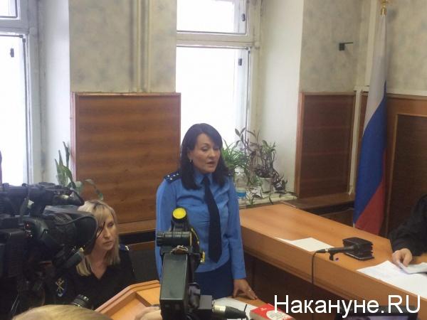 Михаил Шилиманов суд прокурор|Фото: Накануне.RU