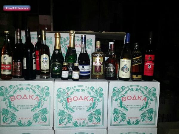 полиция, алкоголь, суррогат, контрафакт|Фото: ГУ МВД по СО