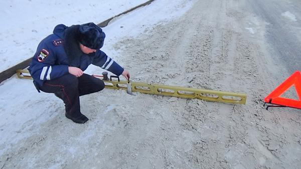 ГИБДД, Екатеринбург, проверка улиц, уборка снега Фото: МВД Свердловской области
