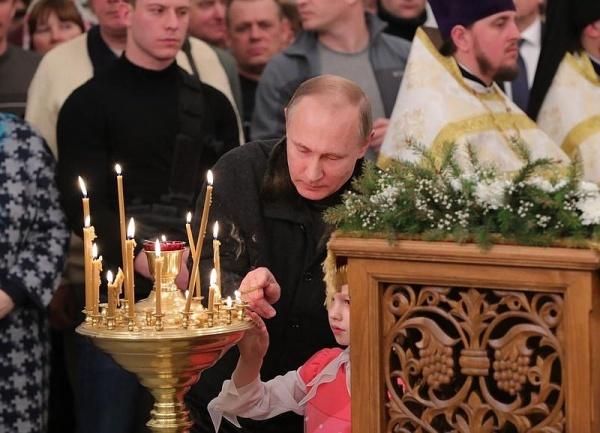 Рождество, Путин|Фото: Кремль