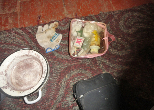 Серов, полиция, наркопритон|Фото: ГУ МВД по Свердловской области