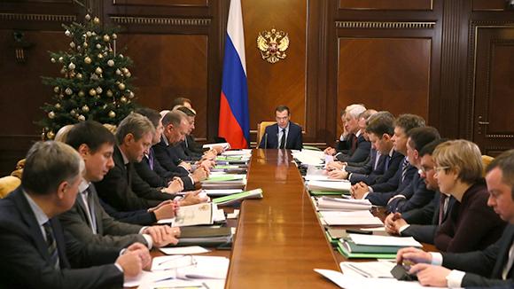 |Фото: пресс-служба правительства РФ