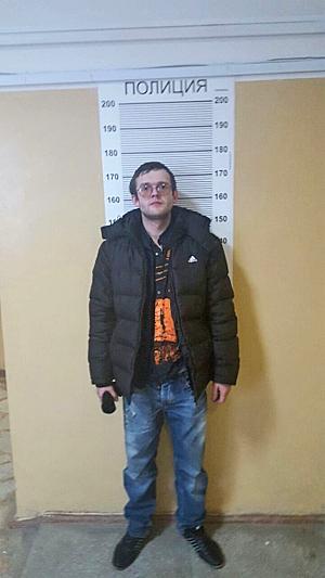 Екатеринбург, торговый павильон, разбойное нападение, подозреваемый|Фото: ГУ МВД по Свердловской области