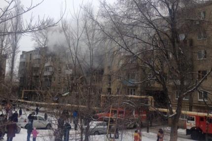 Саратов газ дом взрыв Фото: ГУ МЧС РФ по Саратовской области
