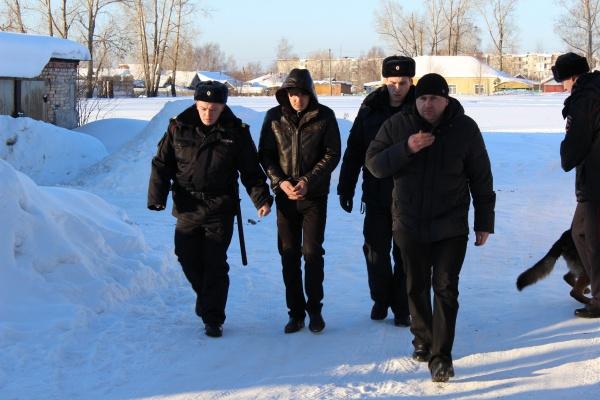 химзавод, задержание, полиция Фото: ГУ МВД по СО